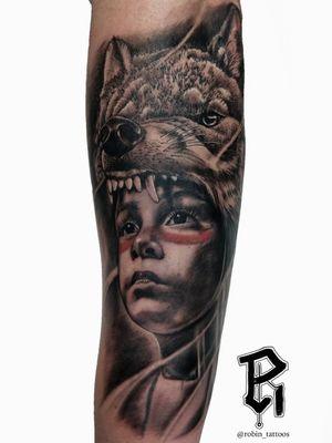 For Bookings email at robinstattoos@gmail.com . . . . . . . . . . . . #blackandgreytattoo #newjerseytattoos #newjersey #realism #realismtattoo #nyc #nyctattoo #tattooartist #wolftattoo