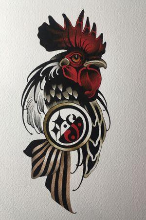 •Available fot tattooing. #fog_ars #ink #tattoo #traditional #traditionaltattoo #neotraditional #neotrad #neotradeu #neotradsub #neotraditionaltattooers #ntgallery #neotradtattoo #worldfamousink #evolvedmagazine #solidink #tttism #tattoodo