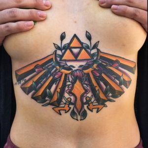Zelda triforce!