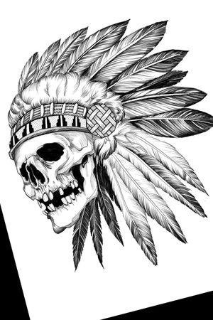 #tattoo2me #skulltattoo #blackwork #blackworktattoo #tattoodo