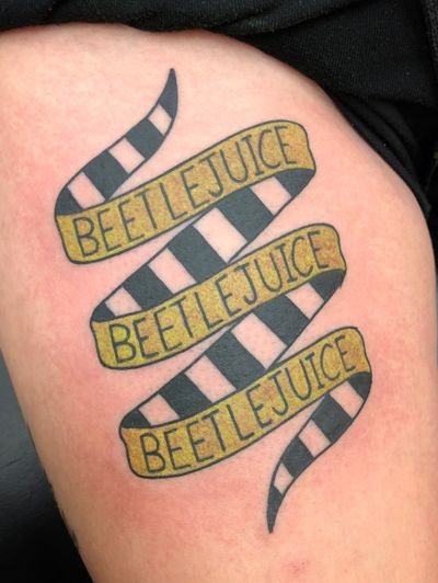 #beetlejuice