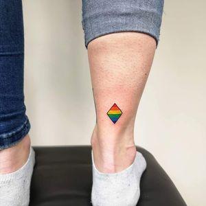 Colors 🌈 Instagram: @nikita.tattoo #tattooartist #tattooart #blackworktattoo #blackwork #lineworktattoo #LineworkTattoos #linework #thinlinetattoo #blackworker #blackworktattoo #colors #colortattoo #colourtattoo #lgbttattoo #lgbt #rainbow #rainbowtattoo #minimalistic #minimalistictattoo #tattooideas