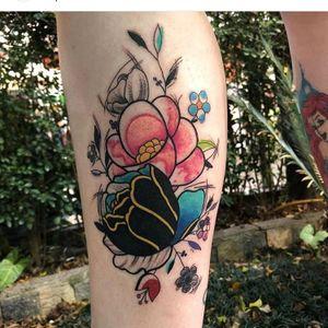 Trabalho autoral realizado no 2° Tattoo Festival Horto Florestal. Premiado em 3° lugar na categoria artfusion. Quer uma arte totalmente exclusiva para você? Contatos e agendamentos pelo: Whatsapp: (11)9.9377-6985 E-mail: ericskavinsk@gmail.com Ou via direct. . . . . #ericskavinsktattoo #artfusion #colortattoo #tatuagemcolorida #flower #flowertattoo #tattooflores #watercolortattoo #tattooaquarela #fullcolor #blackwork #tattooworld #tattoowork #tatuadorbrasileiro #moema #saopaulo #alphavilleearredores #centrocomercialalphaville #tattooconceitual #tattoojoia #nofilter #tatuagemfeminina #fineline #delicatetattoo
