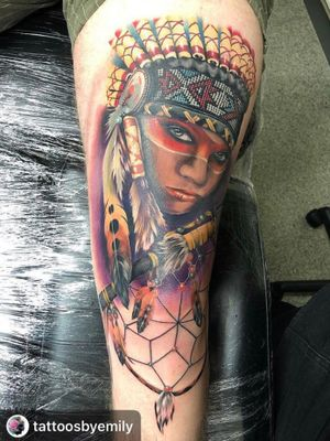Tattoo by T A T T O O T I M E