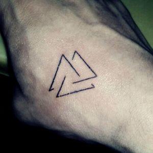 Tattoo on his hand. 📷 IG Creator: vals_arts 📷 IG Studio: Vortextbl