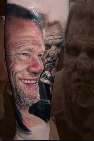 Tattoo by LSD Tattoo Berlin