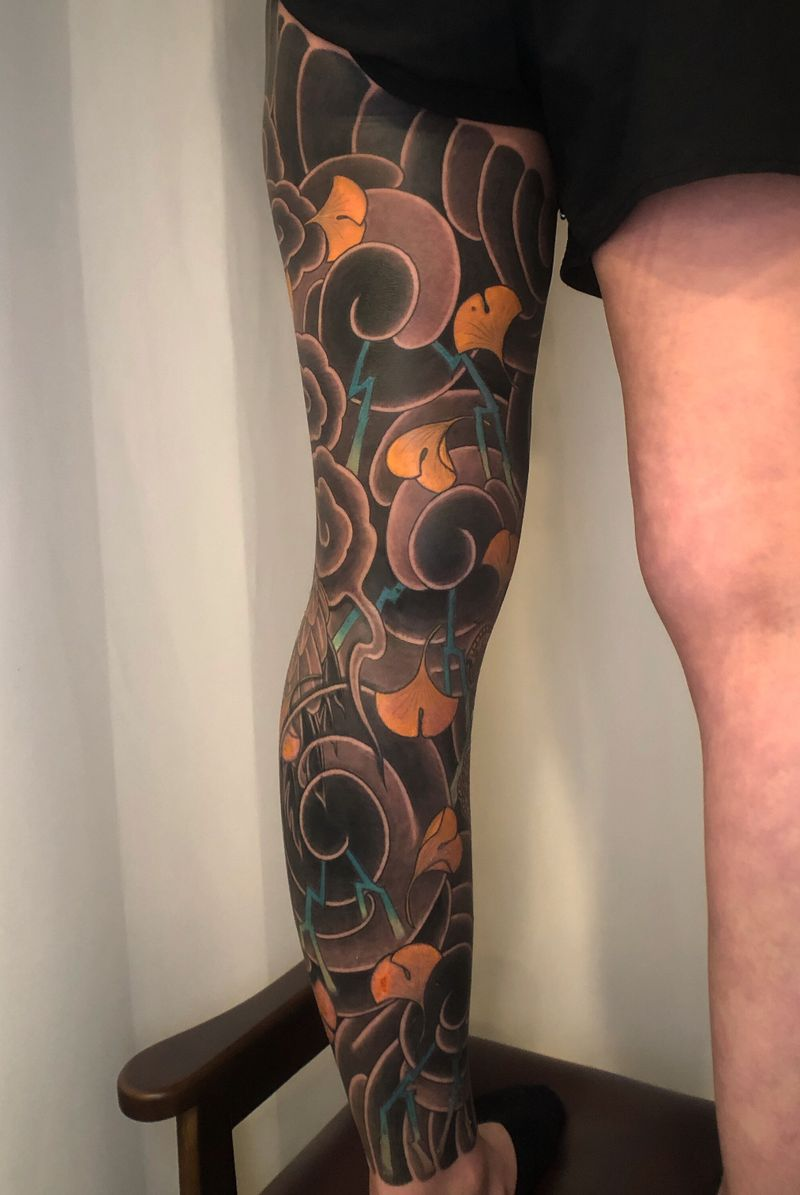 Tattoo from yj_tattooer
