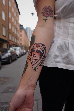 #södermalm #tttism #besttraditional #swahilibobstattoo #boldwillhold #stockholm #sweden #ink #tattoo #tatuering #tattooed #topclasstattooing #bright_and_bold #real_traditional #eurotrad #eurotradtattoo #tradworkers #tradworkerssubmission #oldlines #inkcultr #radtrad #oldschooltattooing #oldschooltattoo #traditionalclub #WTT #TAOT #besttradtattoos #skinart_traditional #brightandbold #oldworkers