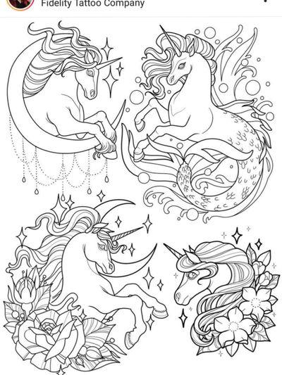 #awesome By Jaynejezebelletattoos. #instatattoo #floraltattoo #floralladytattoo #floraldesign #beautifultattoo #fantasy #fantasytattoos #fantasyart #tattoosketchbook #sketch #sketchoftheday #art #fantasycreatures #unicorn #UniqueTattoos #uniquestyle #sobeautiful #love #unicorntattoo #unicorns #creativetattoos #creatures #creaturetattoo #fantasyspace #magical #magic #magicalgirl #magicalanimal #dreamtattoos #dreaming #lineart #linework #blacklines #outlines #dots #dotwork #waterhorse #oceanlife #horsetattoodesign #tattoodesigns #illustration #sketchbook #favorite #moon #stars #unicornlover #nerdytattoo #fantasygirl #girly #girlytattoo #feminine #lovely #cutetattoo #GorgeousTattoo #gorgeousart #amazingartist #sogorgeous #unbelivable #dotworktattoos #lineworktattoo #loveit