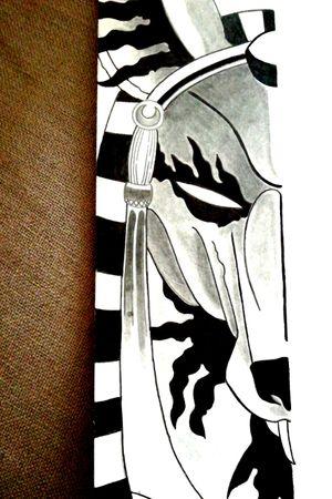 #dessin#idee#tattoo#demande#anubis