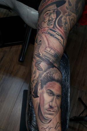 Tattoo by Arte Tattoo Studios