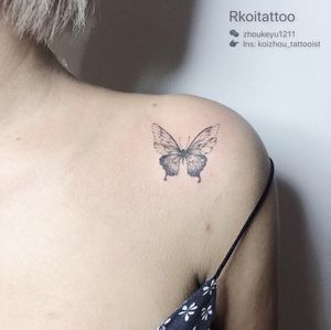 #butterflytattoo #butterflytattoos #melbournetattoo #melbournetattoos #melbournetattoostudio #melbourbetattooartist