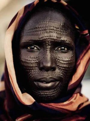 scarification #scarification #ancientbodymodifications #bodymodifications #bodymods #tribal