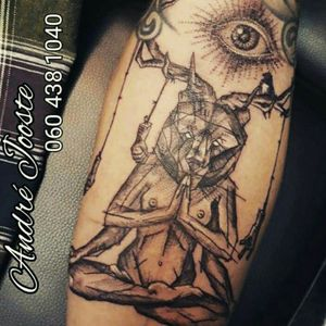 Tattoo by Studio One Tattoos and Piercings