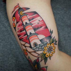 #lighthouse #minsk #goodsigntattoo #andreivintikov