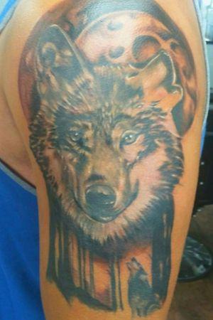 Tattoo from So Amazing tattoo and airbrush