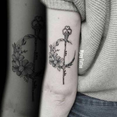 🌸 Sakuras and Sailor Pluto 🌸 #sailormoontattoo #sailorplutotattoo #sailormoon #sailorpluto #Animetattoo #tattoo #anime #mangatattoo #shojotattoo #dotwork #dotswork #dotshading #dotshading #moon #moontattoo #cherryblossomtattoo #cherryblossom #sakuratattoo #sakuraflower #sakuraflowers