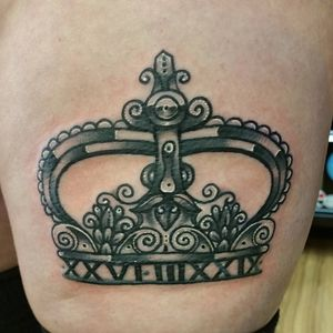 Coverup crown