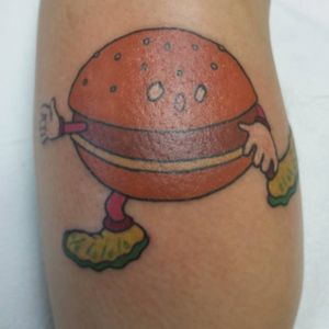 Burger boy!!