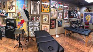 Tattoo by Classic Tattoo