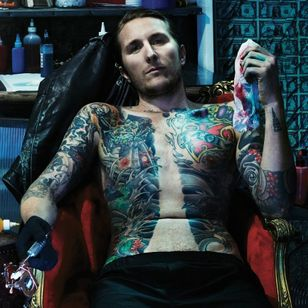 Scott Campbell for Interview Magazine #ScottCampbell #WholeGlory #MarcJacobs #NewYorkCity