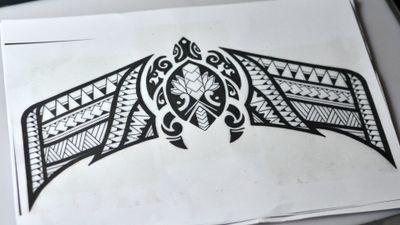 #maori #tattoosketch #turtle #tartaruga #thiagopadovani
