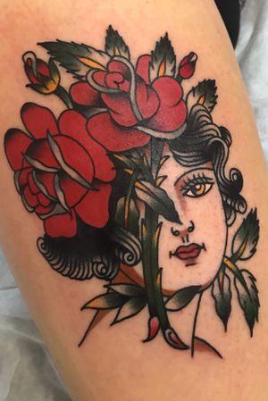 Tattoo by La Dolores #LaDolores