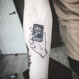 Tattoo from Sean Duffy