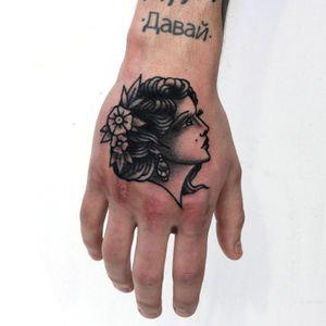 Tattoo by Tarantula Tattoo Shop