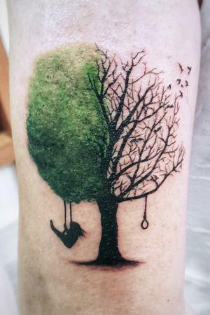 #treetattoo #tree