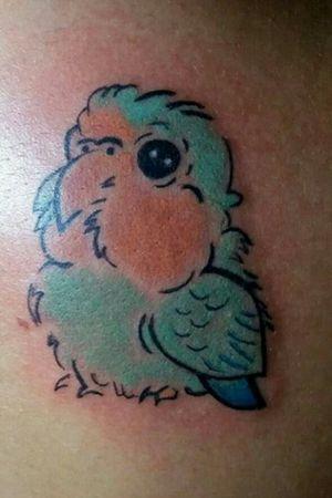 #agaporni #tattooartist #tattooapprentice #tattoo2me