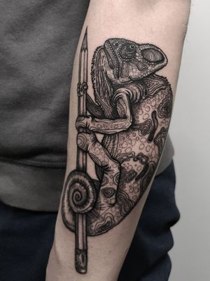 Instagram: @olga_tattoos E-mail: Olgamdtattoos@gmail.com #chameleontattoo #chameleon #london#londontattoos#shoreditch#customdesign#customtattoos#bw#blackink#blscktattoos#tattoo#tattoos#tattooed#tattooers#blackwork#blackink#blackworkers#blackworkers_tattoo#ttt#tttism#ldnttt#london#ink#londontattoos#uktattooers#blacktattoos#blackandgrey#blackandgreytattoos#realistictattoo#art#blackandgreytattoos