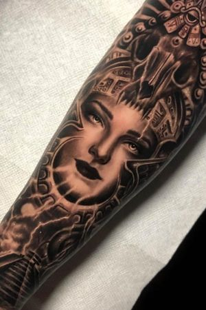 Tattoo from Clay  Rodriguez