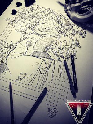 #sick13 #sick13tattoo #kiev #kievtattoo @ttk_ua @tattoobestshop #japanesetattoo #irezumi #inkmaster #tattoo #tattooed #tattooink #inprogresstattoo #одессатату #тату #татуировки #бейтатухи #realistictattoo#colortattoo #blackandgraytattoo #blackandgray #tattoosession #tattooed #toptattooartist