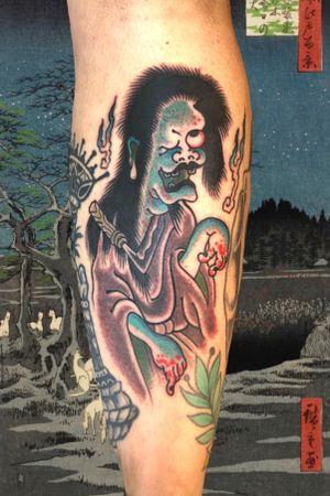 Kasane #italianjapanesetattoo #top_class_tattooing #japanart #topttattooing #topclasstattoing #bright_and_bold #americanatattoos #italian_traditional_tattoo #friendship #realtraditional #inked #oriemtaltattoo  #tattoo #tattooes #tattooitaly #convention #tattoolife #tattoolifemagazine  #inkart  #tattooartistmagazine  #bologna #tattoobologna #bolognatattoo #horrorvacuitattoo #tatuaggibologna #inkdometattoos #japanesetattoo