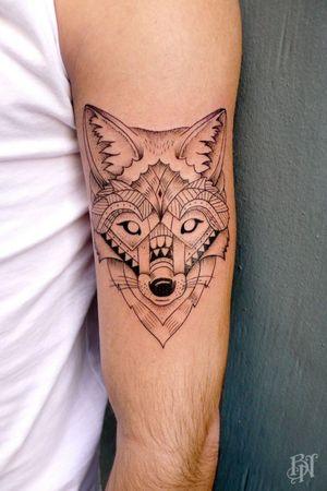 #fox #foxtattoo