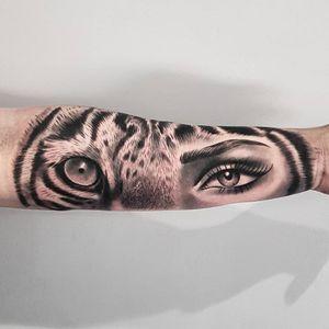 Eyes realistic black and grey #blackandgreytattoo #blackandgrey #realistic  #realism #realistictattoo #blackandgraytattoo  #blackandgraytattoos #blackandgraytattoos #tattoo #eyetattoo