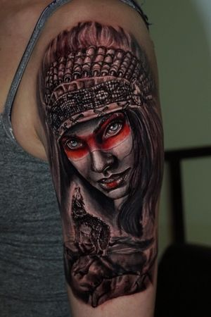 #sleeveinprogress #tattoo #tattoos