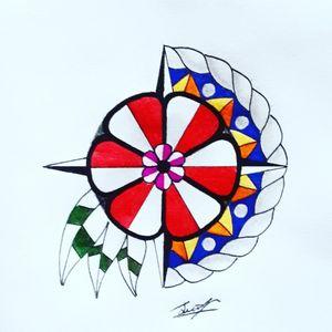 Traditionalflower • #drawing #inkaddict #tattooartist #tattoostyle #tattoos #illustration #artwork #traditionalflower #tattoodesign #tattooart #tattooedgirls #paint #sketchart #creative #inkedgirls #art #inkedgirl #oldschooltattoos #sketchwork #inked #tattoomodel #tattoodo #tattoo #sketch #picture #sketchbook #ink #draw #traditionalflowertattoo #oldschool