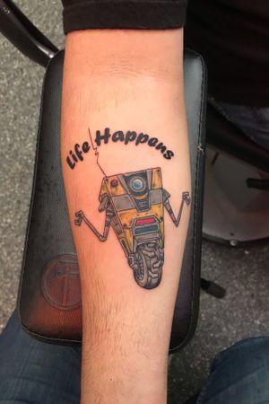 #robot #gamer #life
