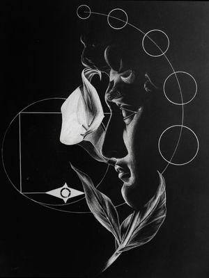 #art#somewhere#thedarkestwork#geometric#geometricart#ink#blackink#darkartists#blxck#thedarkestwork#blackworkers#blackworkerssubmission#vertical#horizontal#blackart#tat#instaart#blxckink#taipei#flashworkers