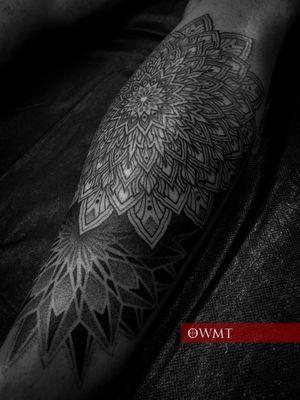 Thanks @thebensilver for making the trip man and getting a rad piece 🙏🏼 much appreciated. Email: Onewhomakestiles@gmail.com for inquiries ➕ ➕ ➕ ➕ ➕ ➕ #mandalatattoo #blackwork #geometrictattoohunter #sacredgeometry #sanluisobispo #dotwork #dotworktattoo #tattoos #linework #tattoo #mandala #geometrictattoos #arizona #sandiego #sanjose #geometrictattoo #stippling #bayarea