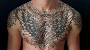 Tattoo by Modern Classic Tattoo