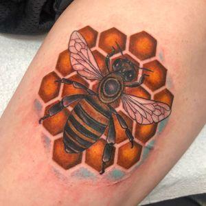 #beehive #beetattoo #bumblebee