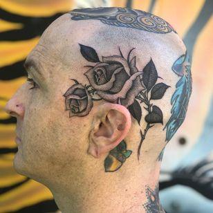 Tattoo by Carlos Truan #CarlosTruan Imperial Tattoo and Art Festival #ImperialTattooandArtFestival #InksmithandRogers #Jacksonville #Florida #tattooconvention #tattooart #convention #tattoofestival