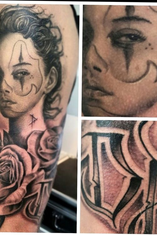 Loveit 😀#tattoolife