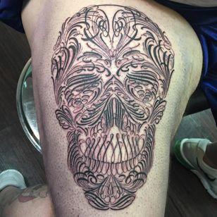 Tattoo by BJ Betts #BJBetts Imperial Tattoo and Art Festival #ImperialTattooandArtFestival #InksmithandRogers #Jacksonville #Florida #tattooconvention #tattooart #convention #tattoofestival