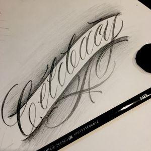 #crystal #🇰🇷 #blacklettering #script #blackletters #calligraphy #customlettering #edgy #letteringtattoo #customtattoo #inked #hiphop #scripttattoo #lyrics #lettering #letras #dailysketch #freehandtattoo #handdrawing #calligraphytattoo #calligrafy #blackcalligraphy