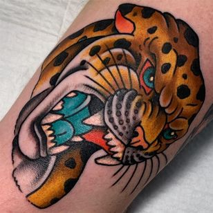Tattoo by Travis Alan Costello #TravisAlanCostello Imperial Tattoo and Art Festival #ImperialTattooandArtFestival #InksmithandRogers #Jacksonville #Florida #tattooconvention #tattooart #convention #tattoofestival