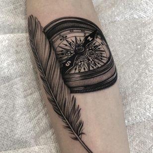 Tattoo by Chris Stuart #ChrisStuart Imperial Tattoo and Art Festival #ImperialTattooandArtFestival #InksmithandRogers #Jacksonville #Florida #tattooconvention #tattooart #convention #tattoofestival
